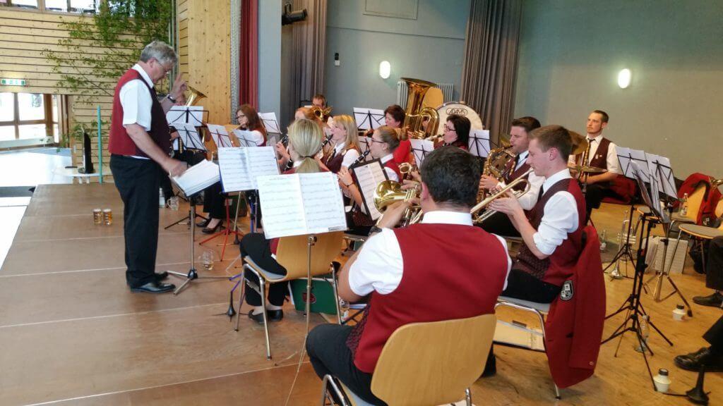 Musikfest Langenalb
