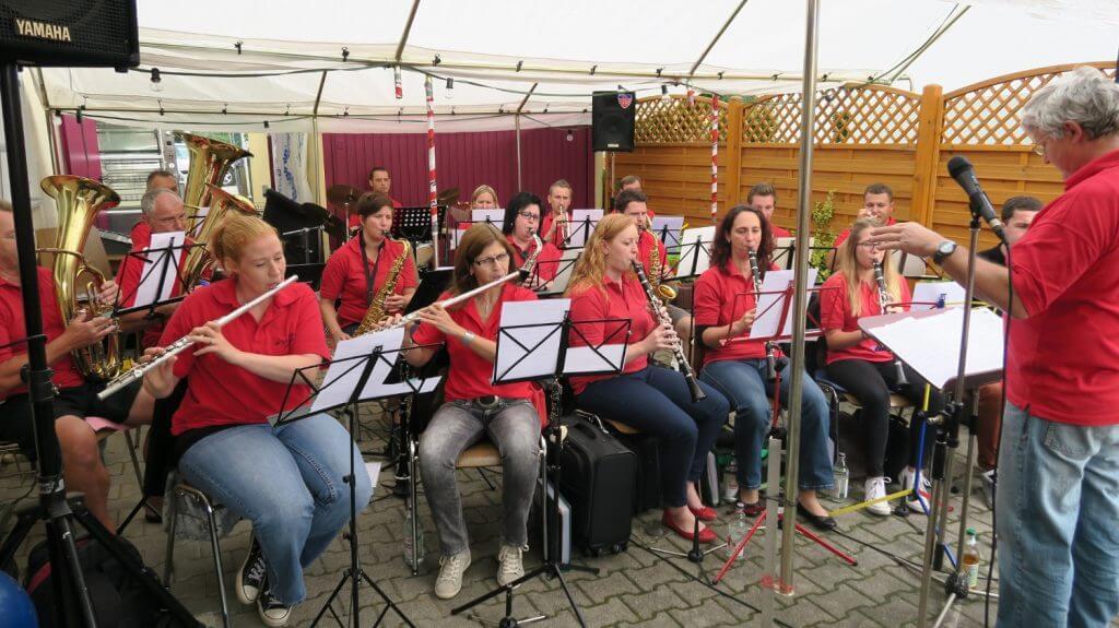 Sommerfest in Eutingen