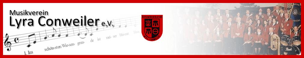 "Musikverein ""Lyra"" Conweiler e.V."